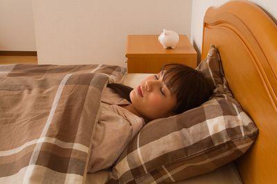 不眠症、睡眠障害