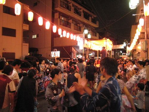 きたほん納涼盆踊り大会3