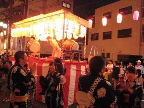 きたほん納涼盆踊り大会2