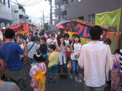 盆踊り大会二日目3