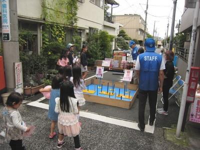 大岡山フェスティバル出店4