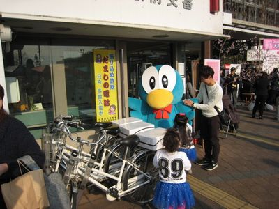 大岡山さくらまつり2017.3.25-3